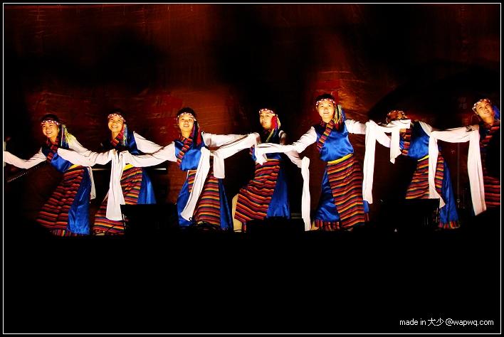 乡村歌舞团 5P 人文社会 信宜原创摄影部落